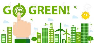 Benefit of air conditioning for your business is going green