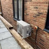 split type air conditioning